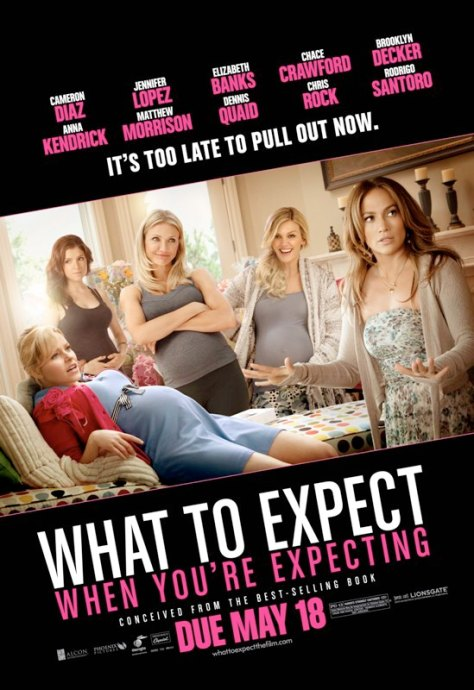 What To Expect When You're Expecting (2012) Movie Review