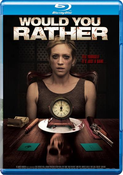 Would You Rather (2012) Movie Review