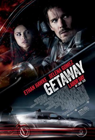 Getaway (2013) Movie Revie