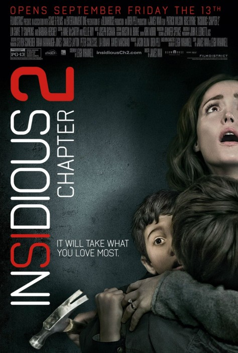 Insidious Chapter 2 (2013) Movie Review