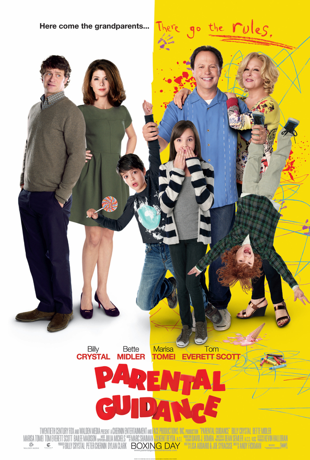 Parental Guidance (2012) Movie Review