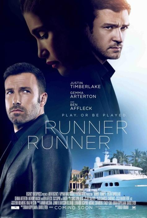 Runner Runner (2013) Movie Review