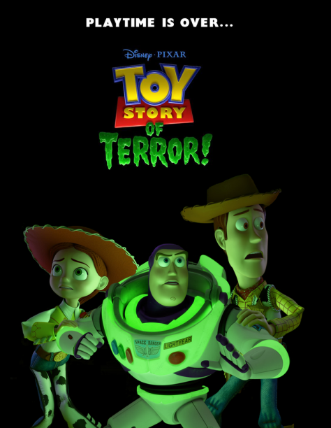 Toy Story Of Terror (2013) TV Show Review