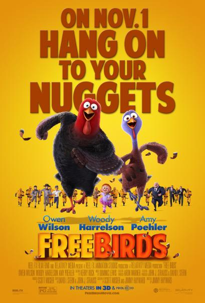 Free Birds (2013) Movie Review