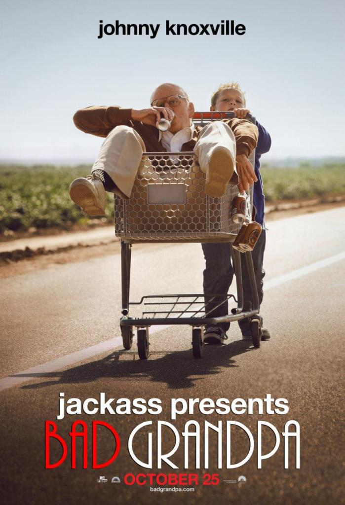 Jackass Presents Bad Grandpa (2013) Movie Review