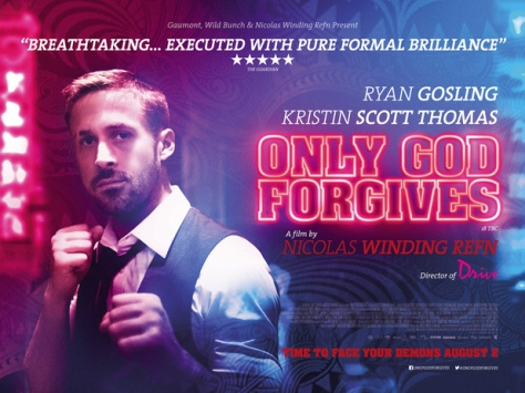 Only God Forgives (2013) Movie Review