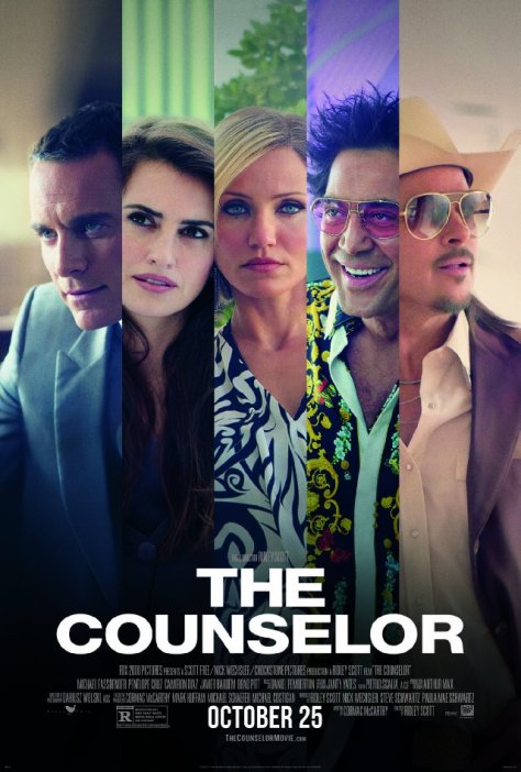 The Counselor (2013) Movie Review