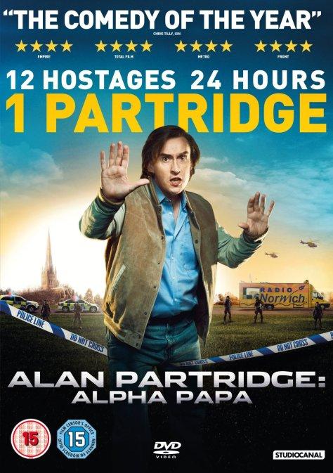 Alan Partridge Alpha Papa (2013) Movie Review