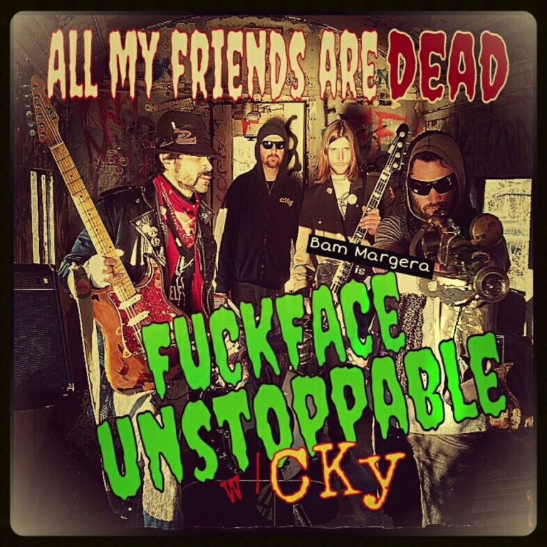 All My Friends Are Dead EP - Fuckface Unstoppable CD Review