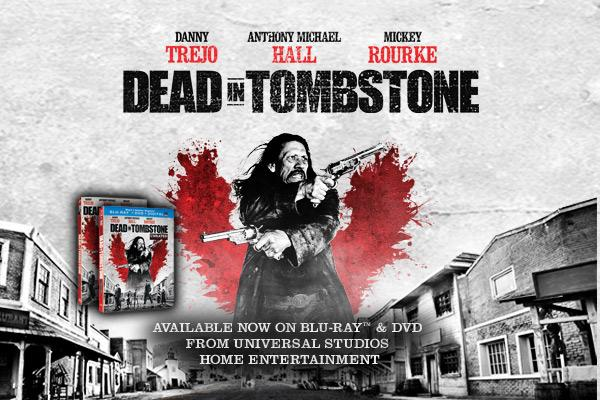 Dead In Tombstone (2013) Movie Review