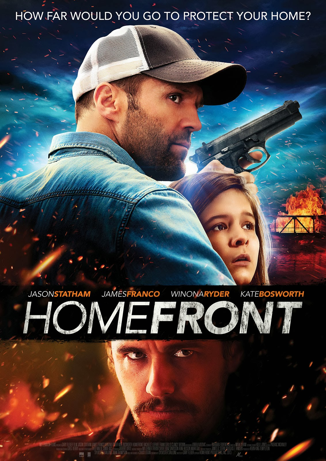 Homefront (2013) | Apocalyptic Demise