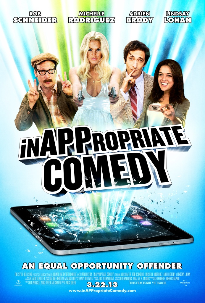 InAPPropriate Comedy (2013) Movie Review