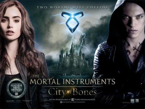 The Mortal Instruments City of Bones (2013) Movie Review