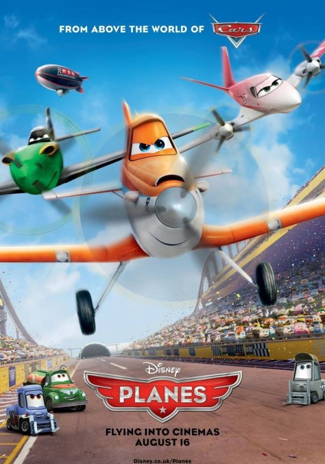 Planes (2013) Movie Review