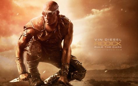 Riddick (2013) Movie Review