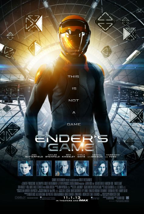 Ender's Game (2013) Movie Review