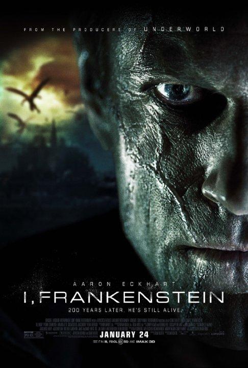 I,Frankenstein (2014) Movie Review