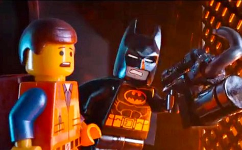 The Lego Movie 3D (2014)