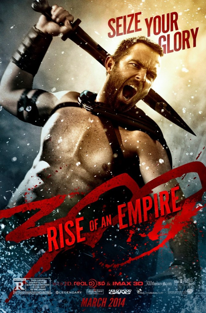 300 : Rise Of An Empire (2014) Movie Review