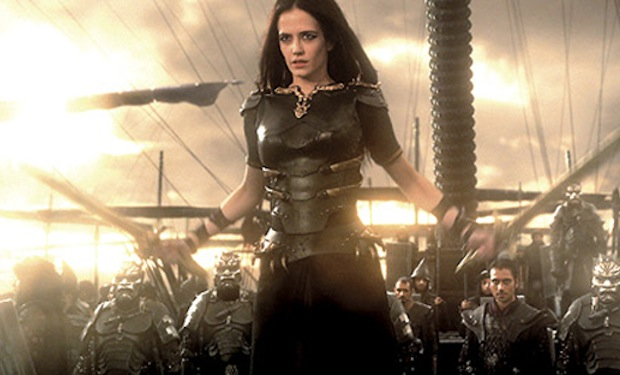 Artemisia in 300 : Rise Of An Emipire