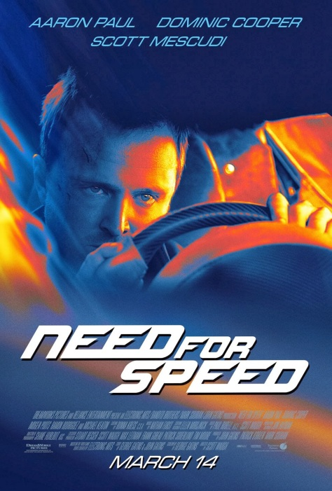 Need For Speed (2014) Movie Review