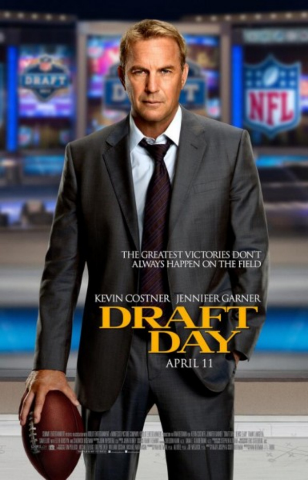 Draft Day (2014) Movie Review