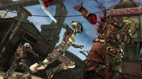 'Tales from the Borderlands'  Revealed in 1st Screenshots from Telltale Games and Gearbox Software
