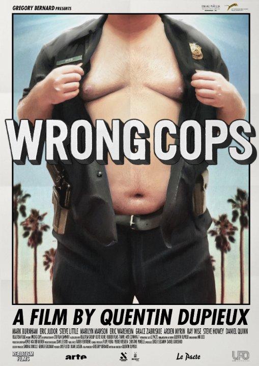 Risultati immagini per wrong cops poster